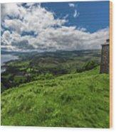 Dun Na Cuaiche Wood Print