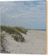 Dunes1 Wood Print
