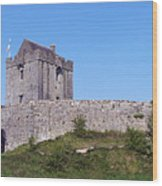 Dunguaire Castle Kinvara Ireland Wood Print