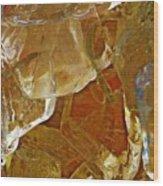 Dunkin Ice Coffee 7 Wood Print