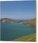 Dunmore Head Wood Print