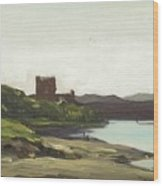 Dunollie Wood Print