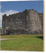 Dunstaffnage Castle Wood Print
