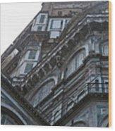 Duomo In Florence Wood Print