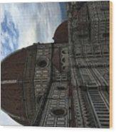 Duomo Wood Print