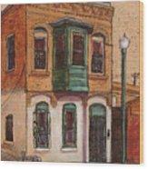 Duranguito Home Wood Print
