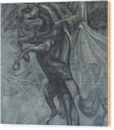 Durbar Wood Print
