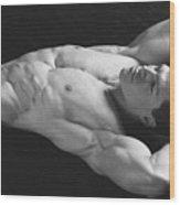 Dwain Leland 6 Wood Print