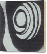 Dweezelbobbin Wood Print