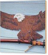 Eagle SOLD   Wood Print