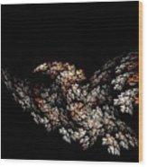 Eagle. Wood Print