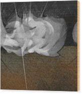 EAR Wood Print