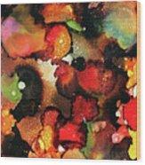 Early Autumn Light Wood Print