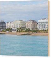 Eastbourne 1 Wood Print