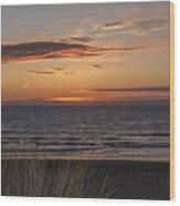 Easter Beach Part 5 Wood Print