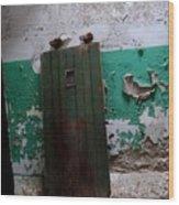 Eastern State Penitentiary 16 Wood Print