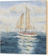 Eastwind Wood Print