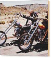 Easy Rider Photo Wood Print