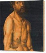 Ecce Homo Wood Print