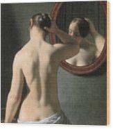 Eckersberg: Nude, C1837 Wood Print