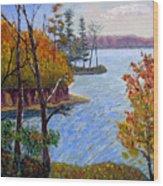 Ecp 10-26 Wood Print