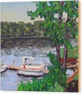 Ecsp 8-24 Wood Print