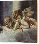 Ecstacy Of Saint Theresa Wood Print