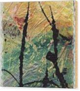 Ecstasy II Wood Print
