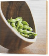 Edamame Wood Print by Kicka Witte - Printscapes