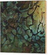 Edens Gate Wood Print