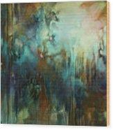 'edge Of Dreams' Wood Print