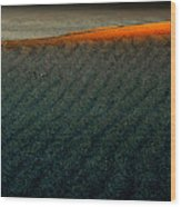 Edge Of Time.. Wood Print by Al  Swasey