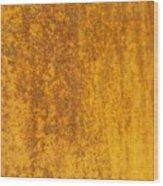 Edge To Edge Rust Wood Print