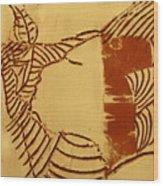Edify - Tile Wood Print