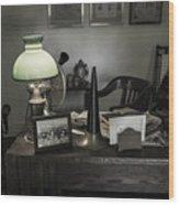 Edison's Summer Home 0434 Wood Print