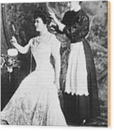 Edith M. Kingdon (1864-1921) Wood Print