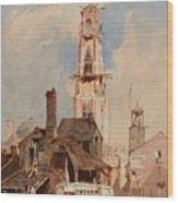 Eduard Hildebrandt, Baltimore Wood Print