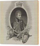 Edward Scriven 1775-1841 His Royal Highness The Duke Of Cumberland. 1807 Wood Print