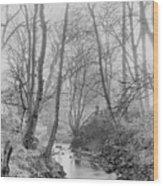 Edwardian Wood Print
