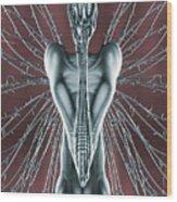 Egoliam Wood Print