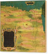 Egypt Wood Print