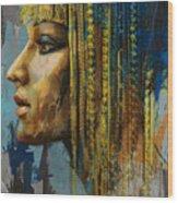 Egyptian Culture 1b Wood Print
