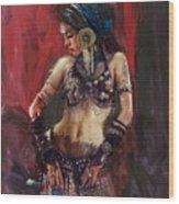 Egyptian Culture 23 Wood Print