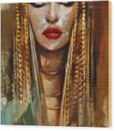 Egyptian Culture 4 Wood Print