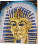 Egyptian Mysteries Wood Print