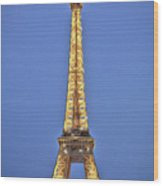 Eiffel Tower 17 Art Wood Print