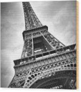Eiffel Tower Dynamic Wood Print