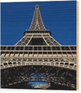 Eiffel Tower I Wood Print