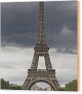 Eiffel Tower. Paris Wood Print