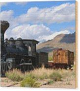 El Reno Wood Print